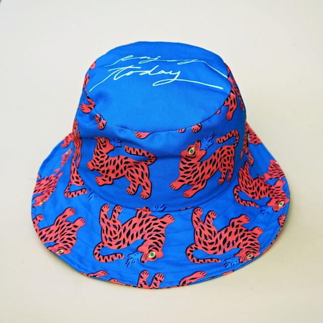 statement bucket hat for men and women