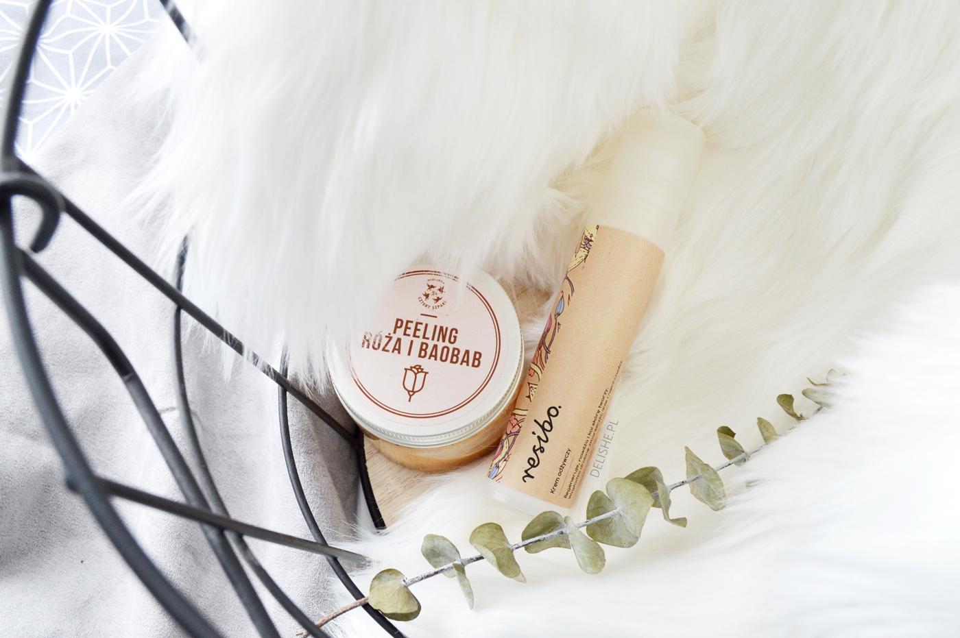 naturalne kosmetyki do pielęgnacji blog denko