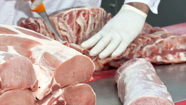 México responde a EEUU con aranceles de 20 % a la carne de cerdo