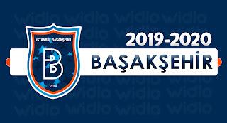 Başakşehir 2019-2020 DLS/FTS Dream League Soccer Forma Kits ve Logo