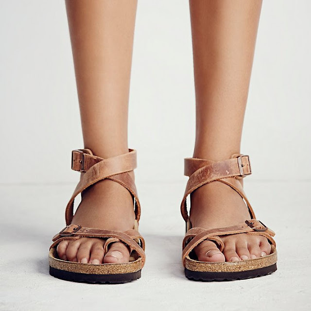 I Want Yara S From Birkenstock In Antique Brown