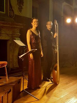 Helen Charlston & Toby Carr (Photo Vivienne Monk)
