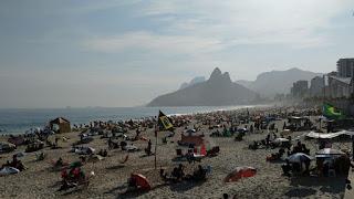 Verão terá temperaturas acima da média no Brasil