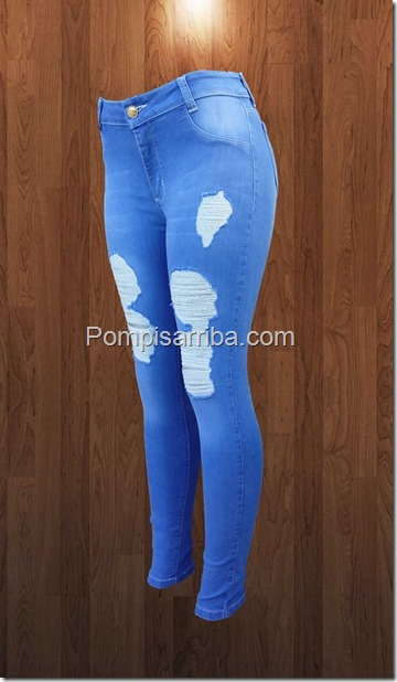 Mayoreo De Jeans De Mezclilla De Moda 2021 Pantalones Corte Colombiano De Moda Mayoreo