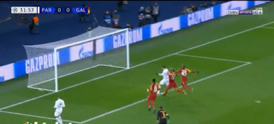 اهداف مباراة باريس سان جيرمان وجالاتا سراي