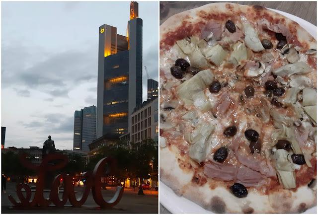 O que e onde comer em Frankfurt - Vapiano