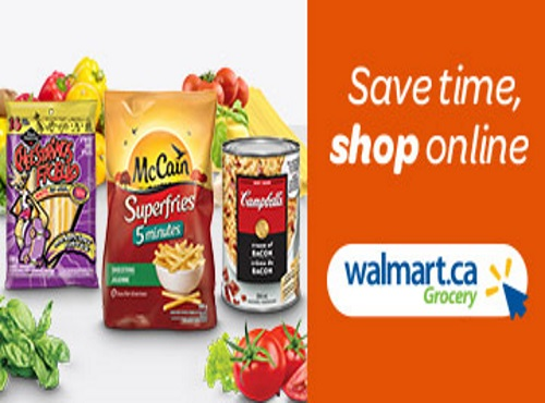 Canadian Daily Deals Walmart Grocery Shop For Groceries