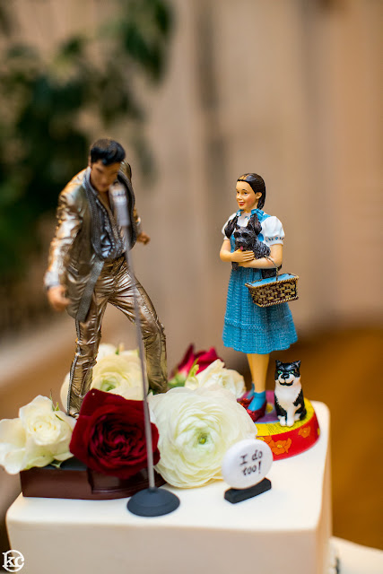 Wizard of Oz Themed Wedding