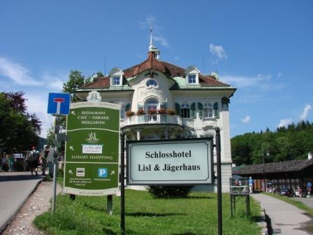 追憶: 2012德國吃喝玩樂自由行(九):富森+新天鵝堡