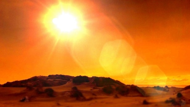 Temperatures to rise to 50 degrees in these 2 regions - Meteorology - Saudi-Expatriates.com