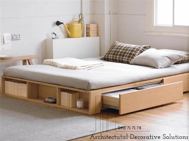 Địa chỉ bán giường ngủ có ngăn kéo, hộc kéo đa năng, chất lượng