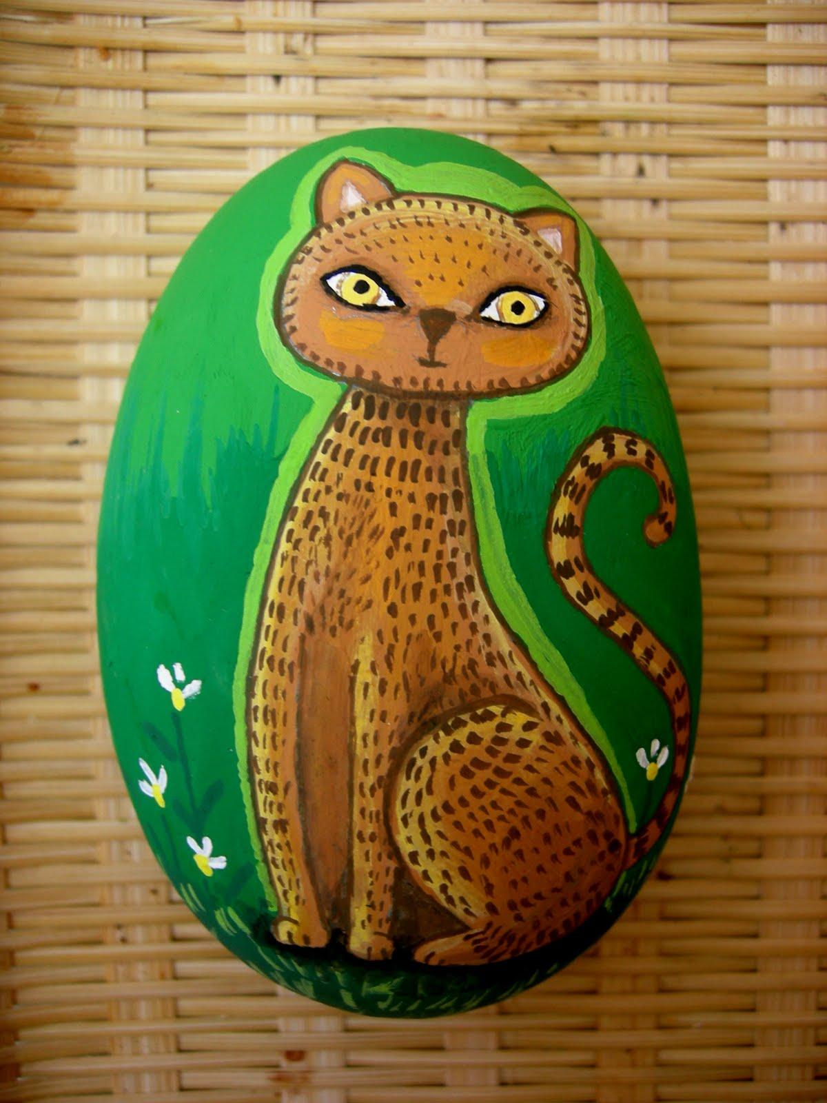 Kedibu Murales Y Objetos Decorativos Piedras Pintadas