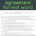 Rent agreement format word