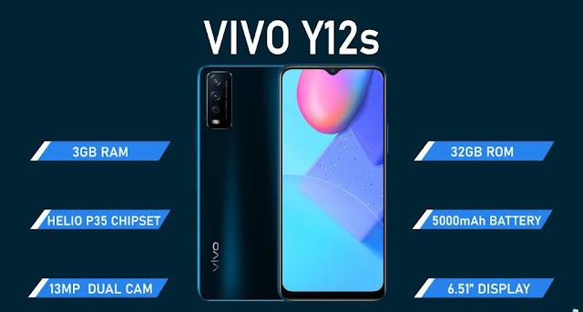 VIVO Y12s Price in Sri Lanka on 2021