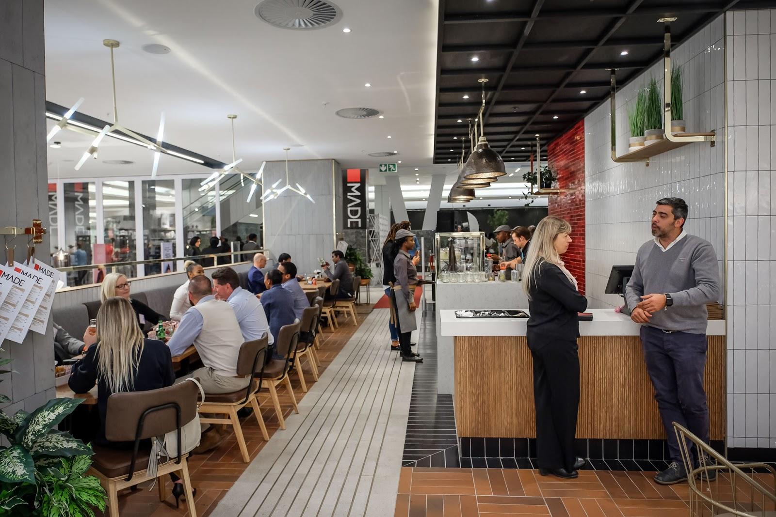 Edgars Cafe Menu