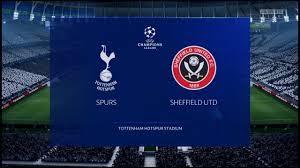 بث مباشر مشاهدة مباراة توتنهام وشيفيلد يونايتد بتاريخ 09-11-2019 الدوري الانجليزي