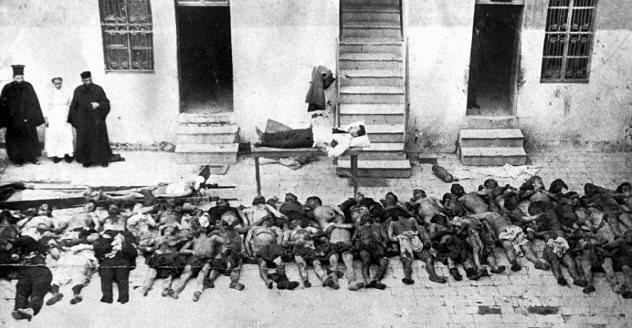Η Τουρκία εξακολουθεί να αμφισβητεί ότιυπήρξε Γενοκτονία