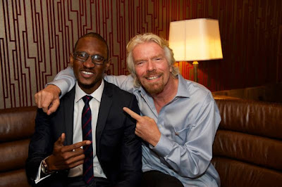 Sir Richard Branson, the English business magnate, investor, philanthropist and the founder of Virgin Group of companies, is the right person to tell the world why he has invested so much in Africa. One of the sincere business men proud of Africa.