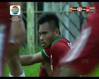Garuda Muda Terlalu Perkasa Untuk Brunei 8-0