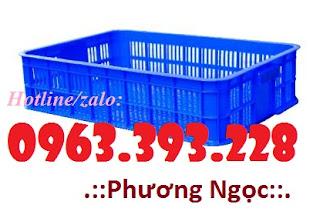 Sọt nhựa cao 10, sóng nhựa HS010, sọt trưng bày hàng hóa C97b20918bfc73a22aed