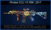 Pindad SS2 V5 PBIC 2017