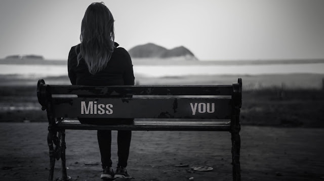 sad alone girl wallpaper