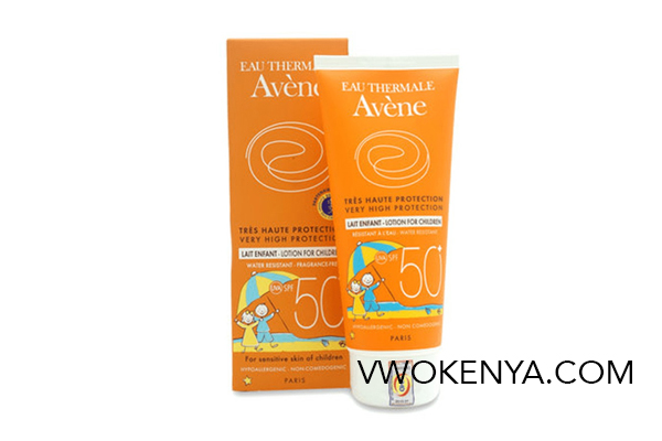 Kem chống nắng Avène Very High Protection Lotion For Children SPF 50+
