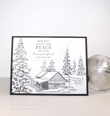 peaceful place suite christmas card 1