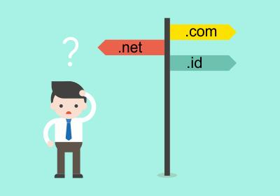 Perbedaan Ekstensi Domain dan Fungsinya