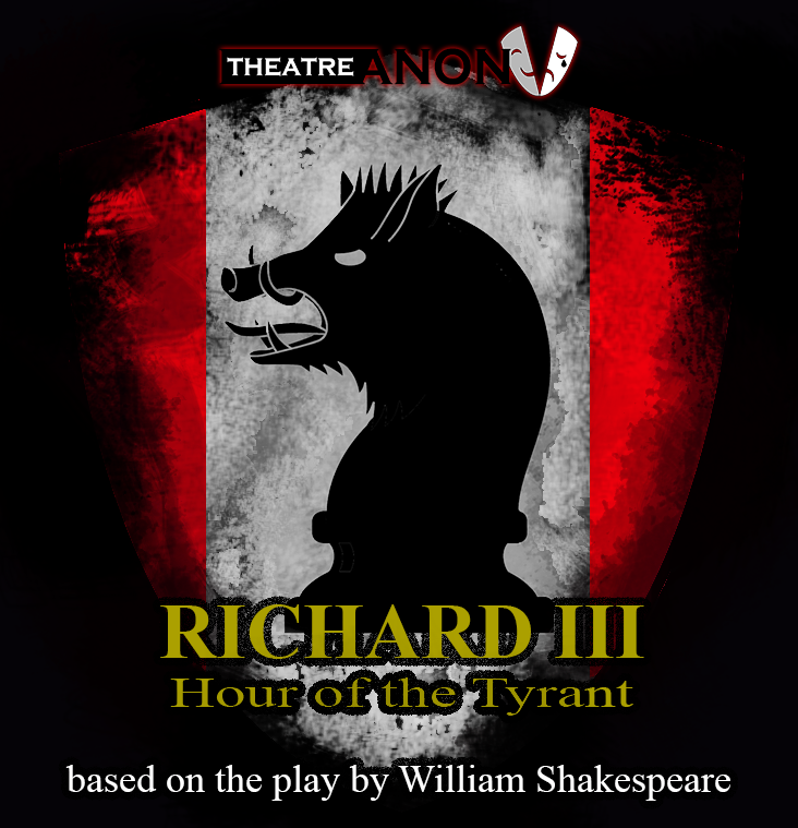 Night-Tinted Glasses: Richard III: Hour of the Tyrant (Auditions)