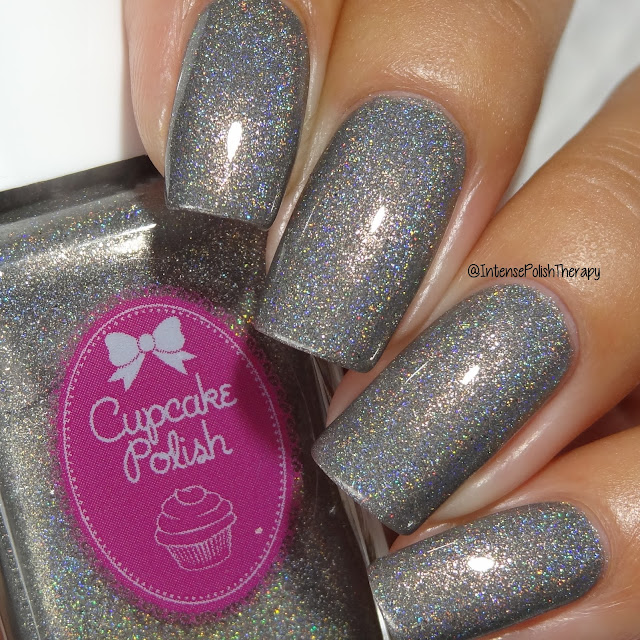 Cupcake Polish Crackling On