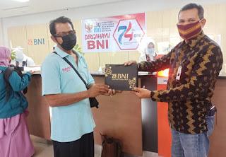 Rayakan HUT ke-74 di Tengah Pandemi,  BNI Satukan Energi Optimis untuk Indonesia