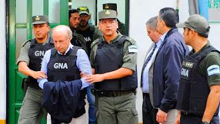 Manuel Vázquez tiene detención domiciliaria desde el 10 de mayo
