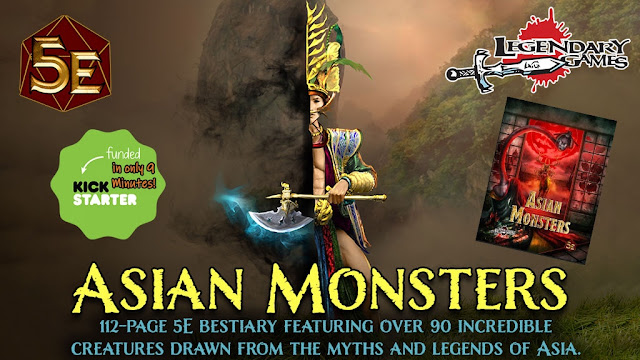 Asian Monsters