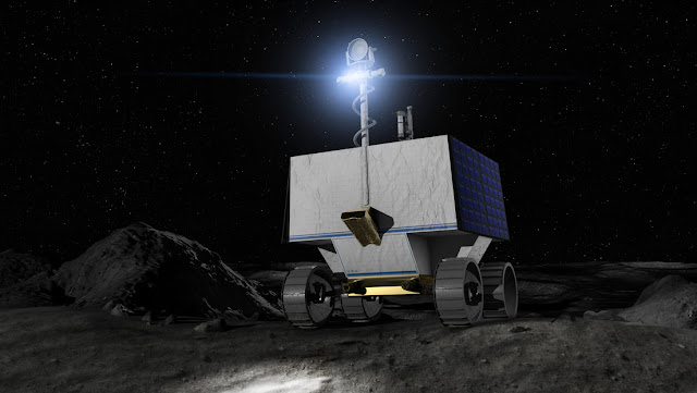La NASA pondrá precio al hielo de la Luna