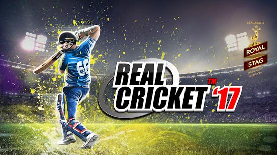 Real Cricket 17 V2.6.9 APK + OBB