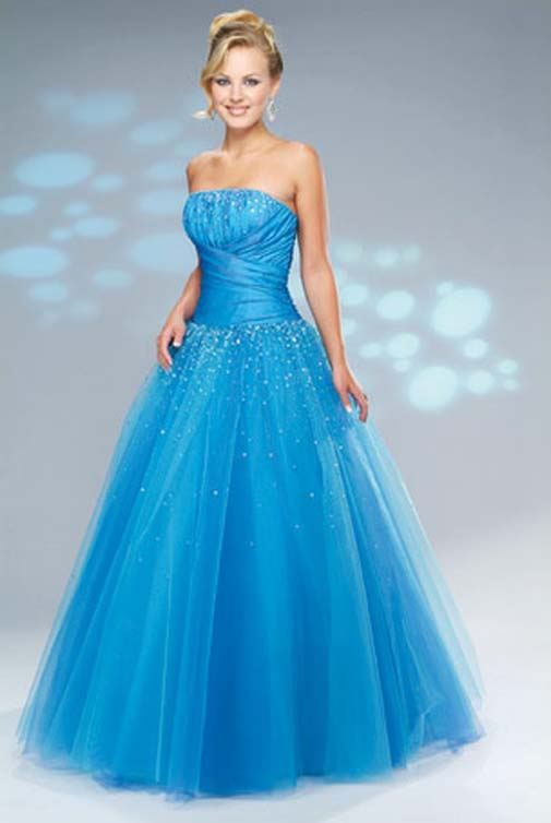 Fashion Clothes Trendy: Prom Dress Trends 2012: Which Will ...
