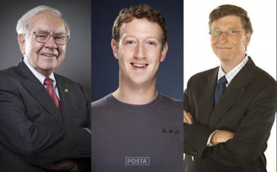 The 10 Most Generous Billionaires in The World