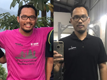 My Weight Loss Progress Record After 2 Month