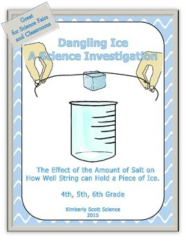 https://www.teacherspayteachers.com/Product/Dangling-Ice-A-Science-Experiment-for-4th-5th-or-6th-Grade-526563