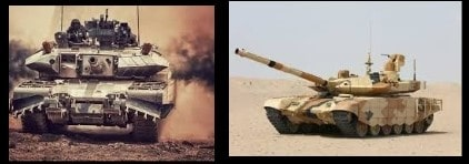 Arjun Vs T-90 Bhishma Tank: India's Main Battle Tank