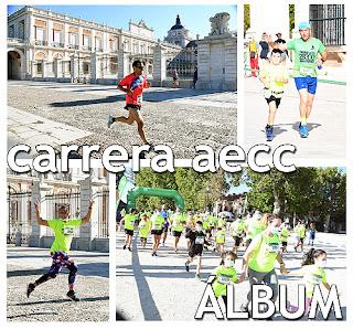 FOTOS Carrera Cáncer Aranjuez Video