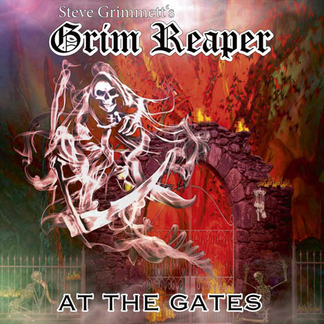 Steve Grimmett's Grim Reaper - At the Gates