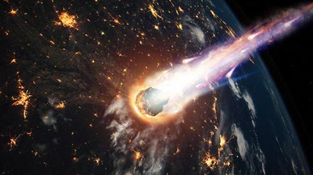 Asteroid mendekat bukan akan tabrak bumi di 15 ramadhan