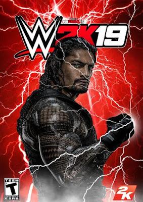 Capa do WWE 2K19