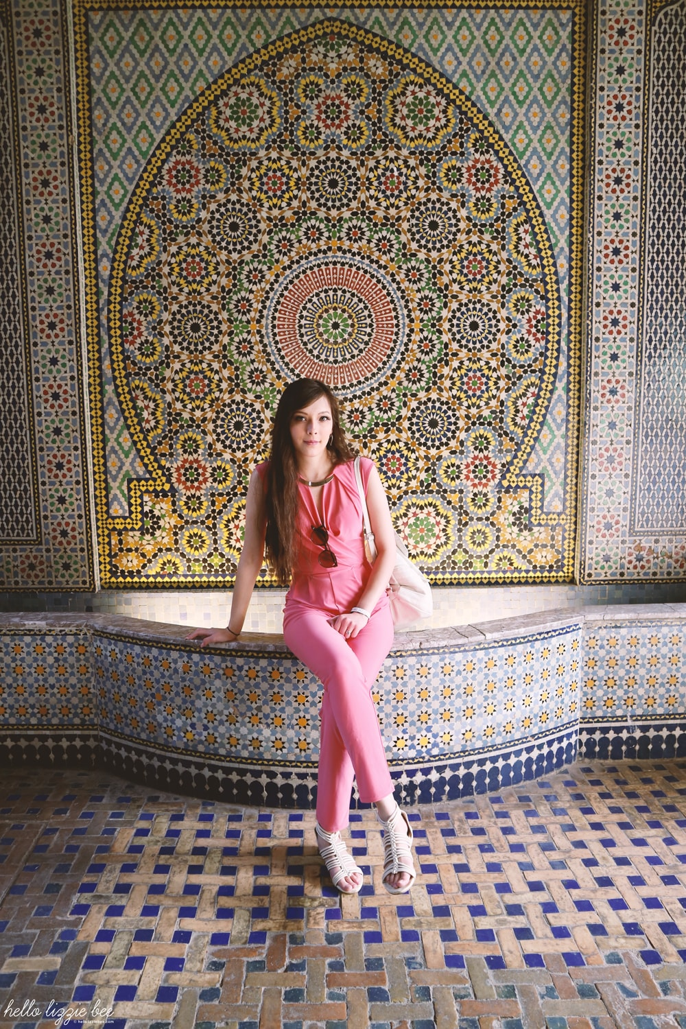 fashion blogger, travel blogger, moroccan architecture