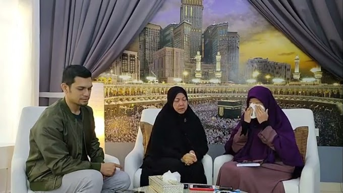 SEBAK! Ustazah Asma' Harun menangis mimpi jumpa arwah TG Nik Aziz [VIDEO]