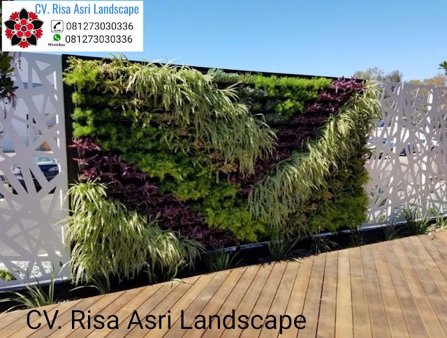 Rumput sintetis dengan kualitas terbaik juga ada kami jual. Taman Vertikal di surabaya. Saat ini vertical garden terbagi menjadi dua kategori yaitu Green ...Lanjutkan Membaca......  JASA PEMBUATAN TAMAN VERTIKAL ( VERTICAL GARDEN ) SURABAYA
