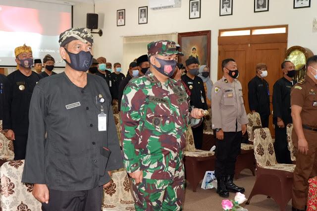 Workshop Monitoring Dan Evaluasi Penyaluran Serta Penggunaan Dana Desa di Kabupaten Karanganyar