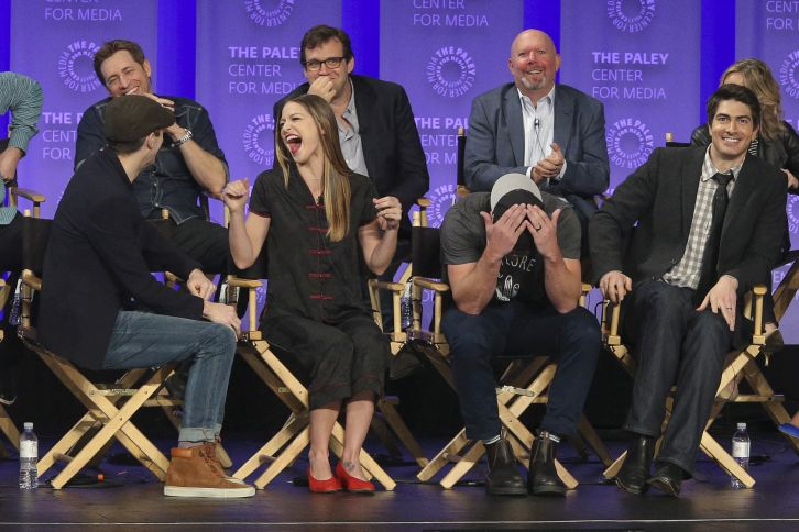 The CW - Heroes and Aliens - Paleyfest 2017 Photos